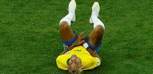 Post de El miedo de Neymar a una recaída de su lesión en el pie se convierte en psicosis