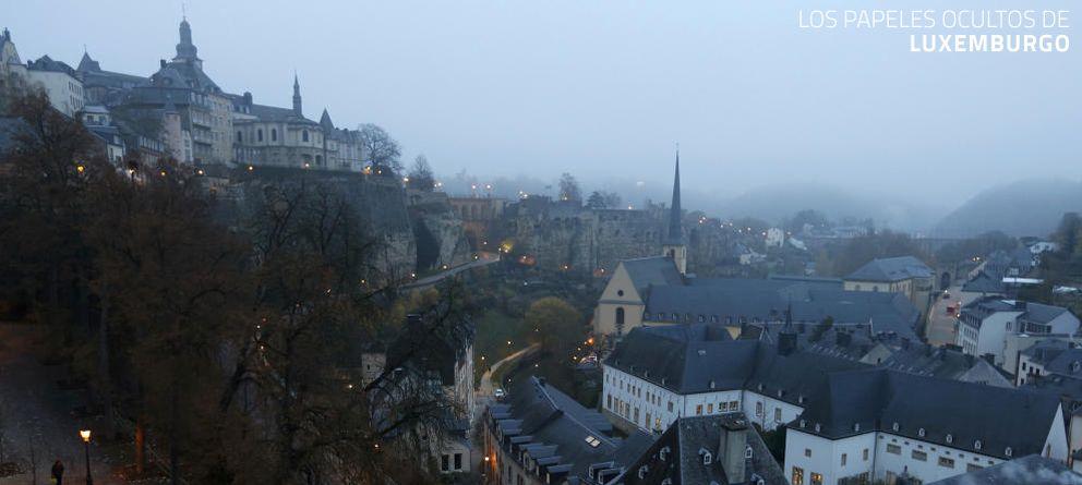 Foto: Luxemburgo: 550.000 habitantes y la mayor renta per cápita del mundo. (Reuters)