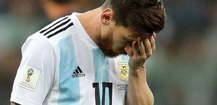 Post de El 'pecho frío' y 'cagón' de Messi debió ir con España (aun con acento argentino)