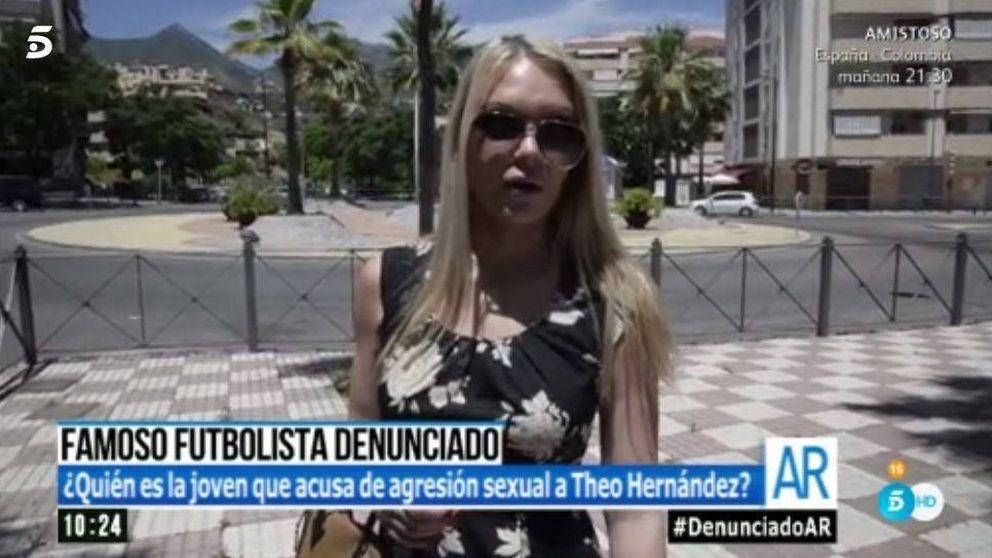 Tras denunciar a Theo Hernández, Luisa Kremleva anima a las mujeres a hablar