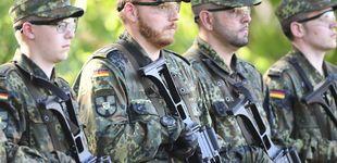 Post de Aviones en tierra, tanques averiados y pocos reclutas: los agujeros del ejército alemán
