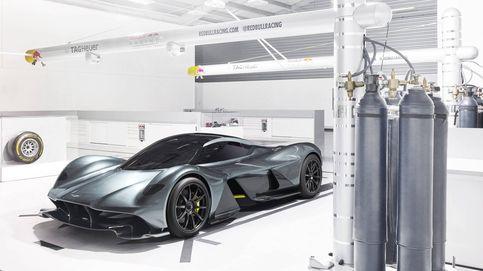 Aston Martin y Red Bull desarrollan un Fórmula 1 carrozado