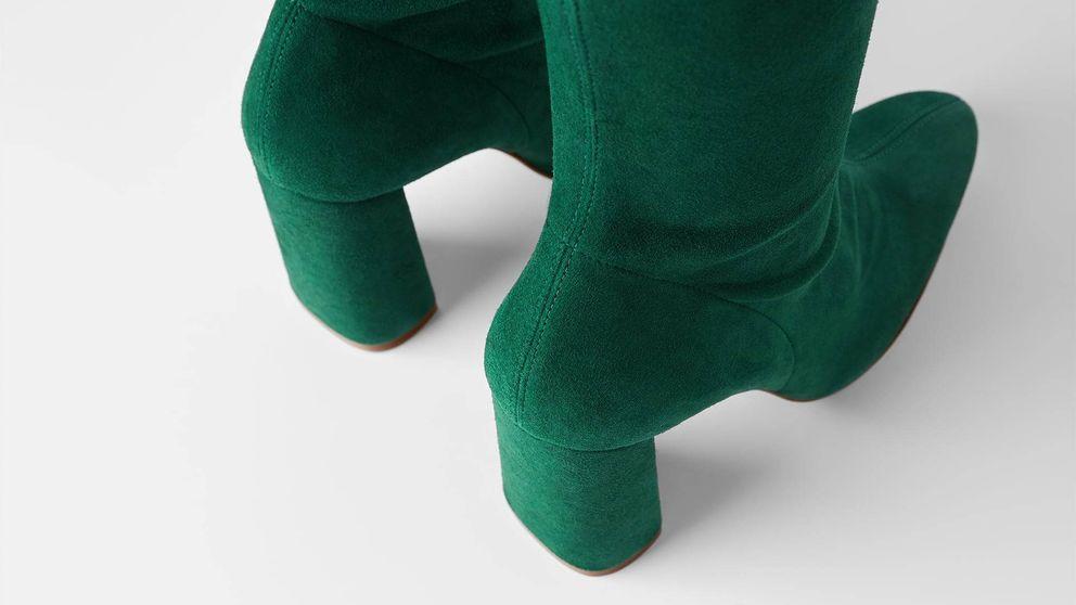 Estas botas de Zara ya han agotado stock dos veces ¡y aún no podemos ni estrenarlas!