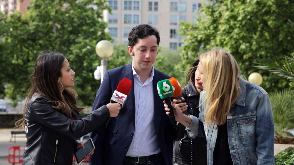 Foto: Francisco Nicolás Gómez Iglesias, el pasado mayo, al entrar a la Audiencia de Madrid. (EFE)