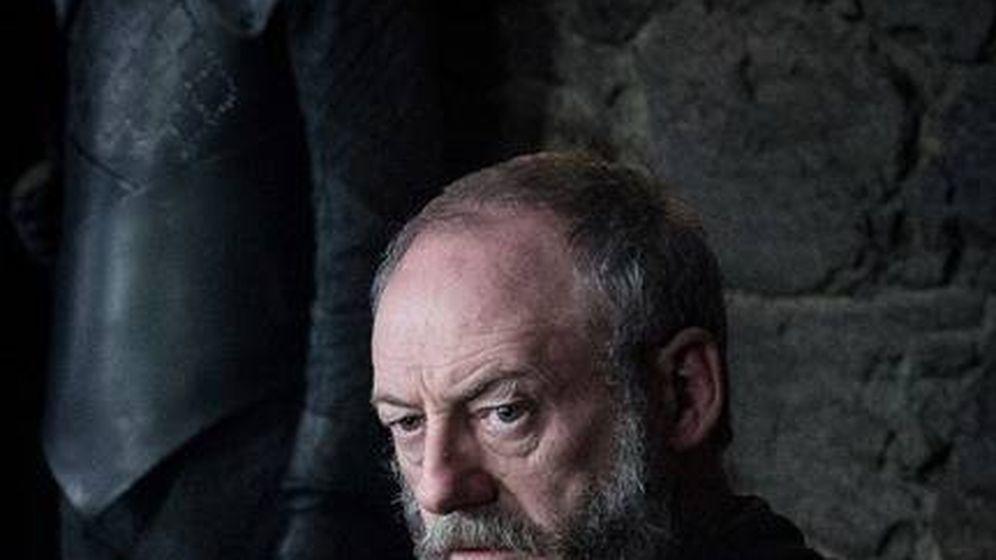 Foto: Sir Davos en la última temporada de 'Juego de Tronos'. (HBO)