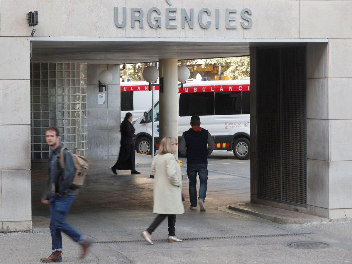 Foto: Hospital Clínico Univeritario de València. (EFE)