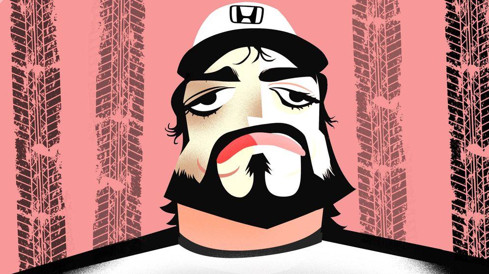 c067d3d350d0 500 Millas de Indianápolis  Dicen que Fernando Alonso tiene mala ...