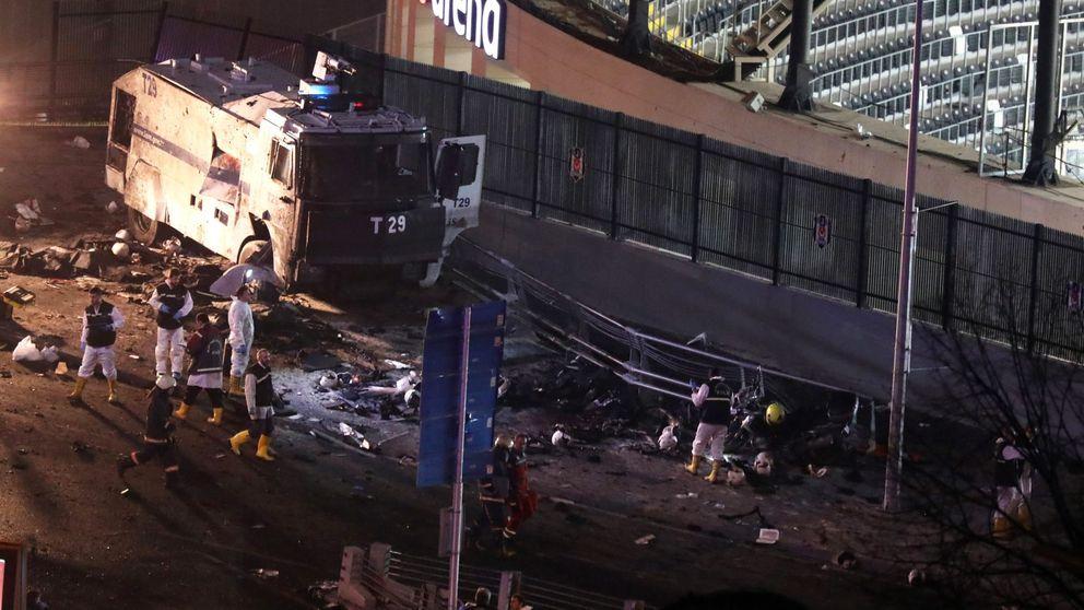 Marcelo eludió el atentado de Estambul, no así dos empleados del Besiktas
