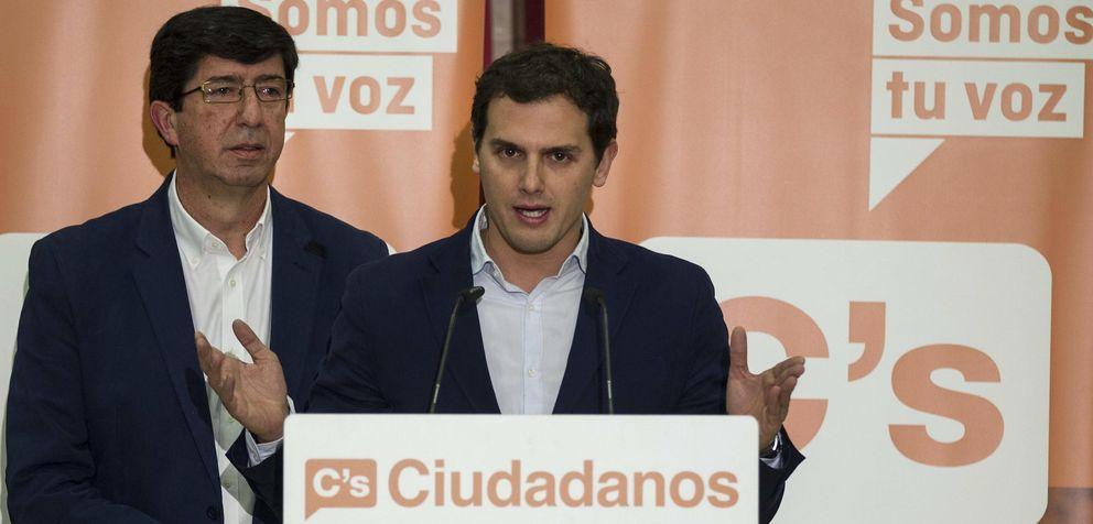 Foto: El presidente de Ciudadanos (C's), Albert Rivera (EFE)