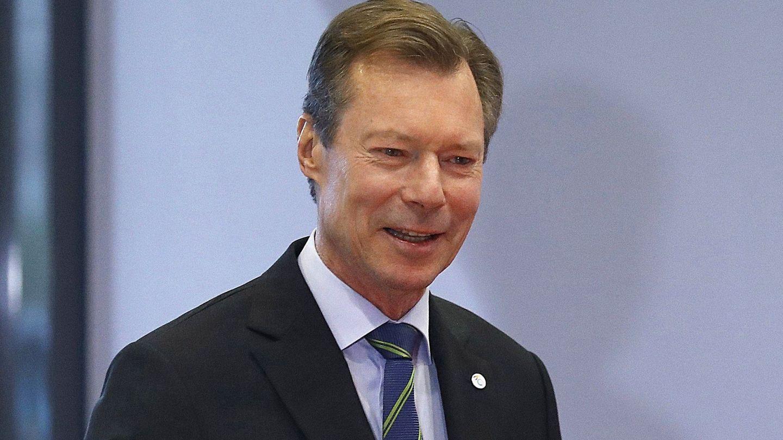El Gran Duque de Luxemburgo, Enrique de Nassau-Weilburg. (EFE)
