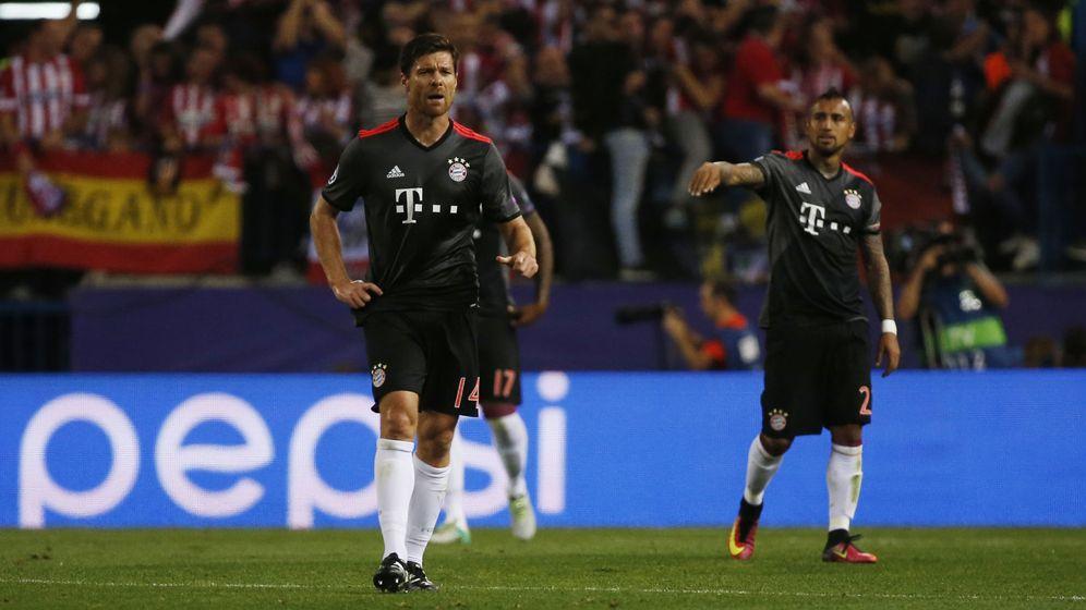 Foto: Xabi Alonso, durante un partido de Champions del Bayern de Múnich. (Reuters)