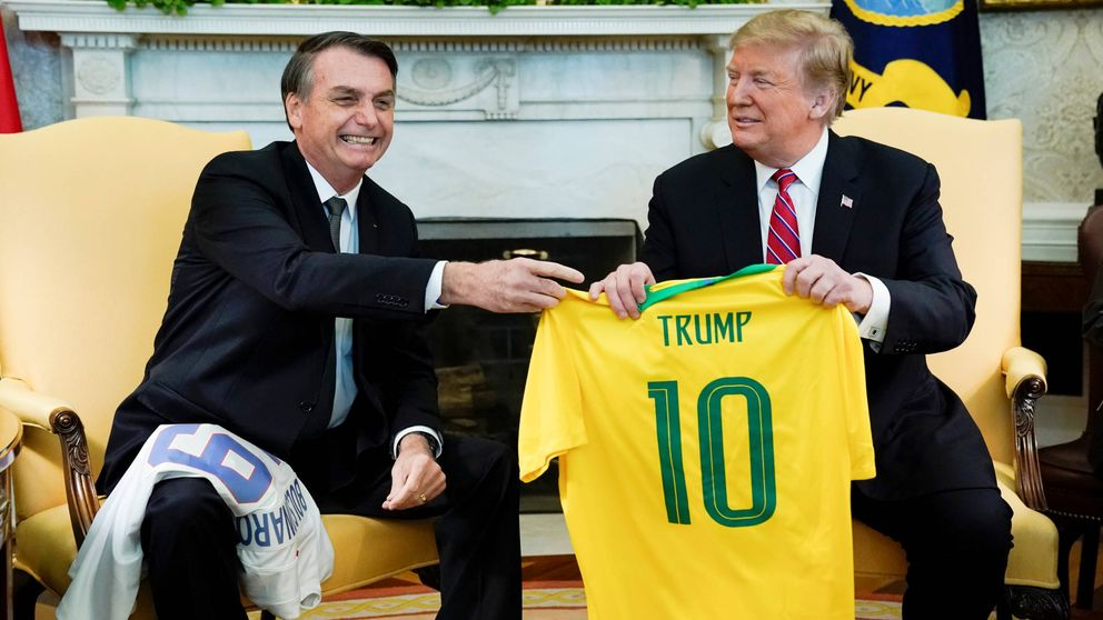 EEUU otorga el plácet al hijo de Bolsonaro para ser embajador de Brasil