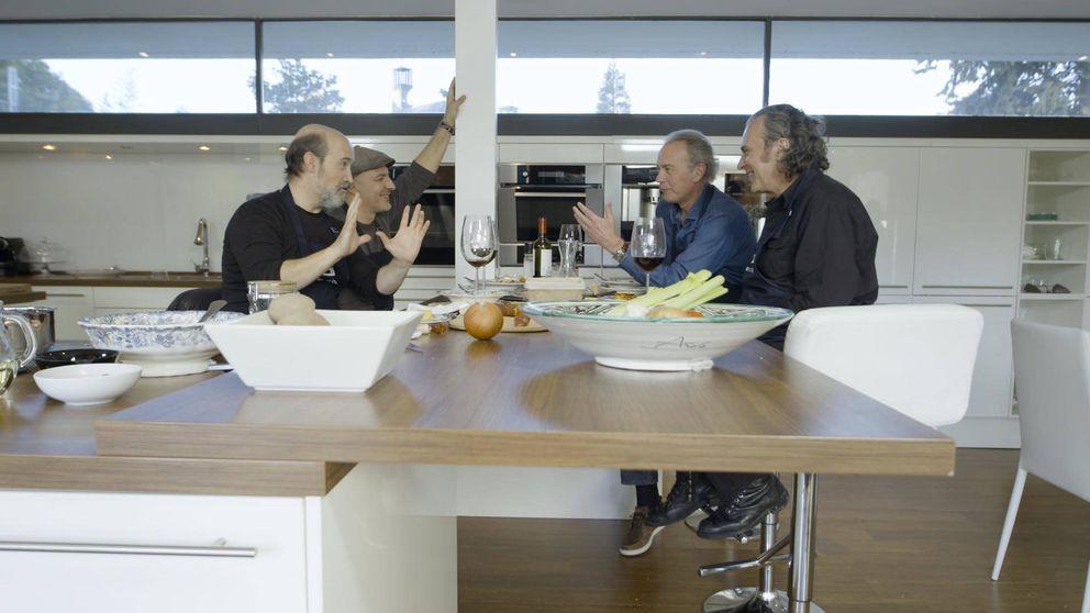 'Mi casa es la tuya': los dramas familiares  de tres actores antes del Goya