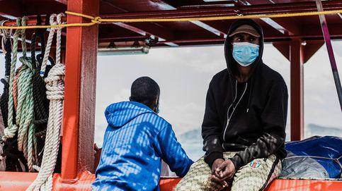 Italia pone bajo detención administrativa el buque Ocean Viking