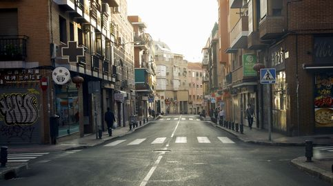 La pandemia desnuda a España