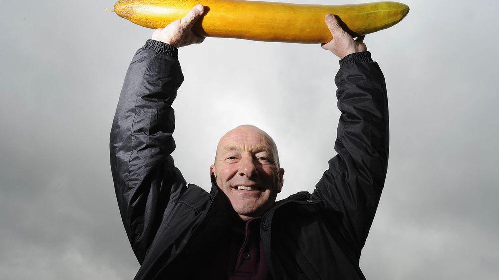 Frutas y verduras gigantes: el tamaño importa