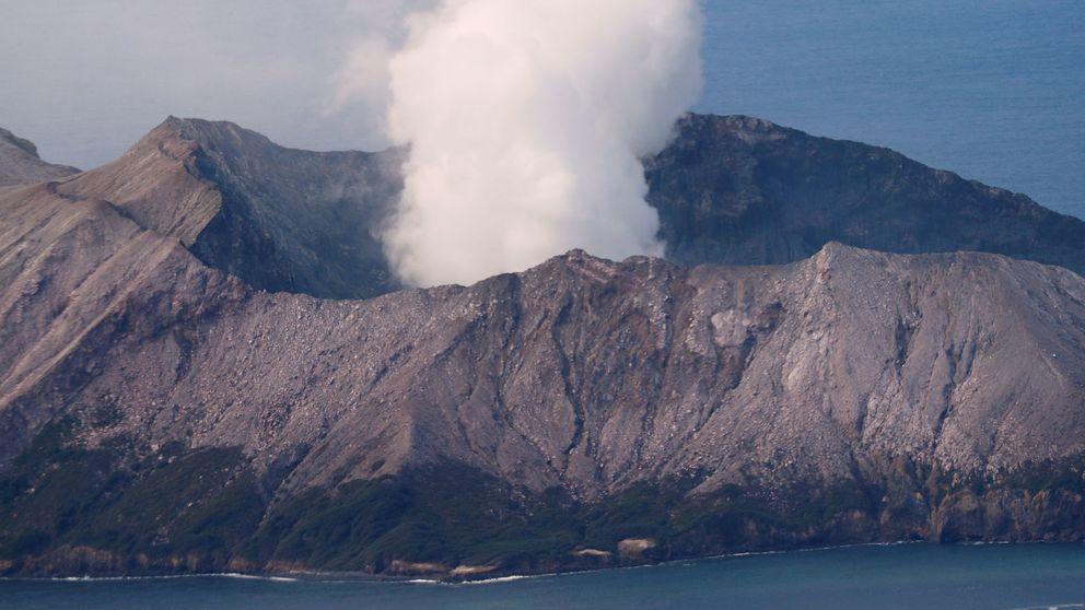 Suben a 18 los muertos por la erupción del volcán Whakaari (Nueva Zelanda)