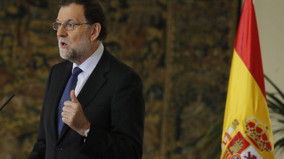 Rajoy a Puigdemont: Se purga a los dudosos. ¿Qué diálogo quiere?