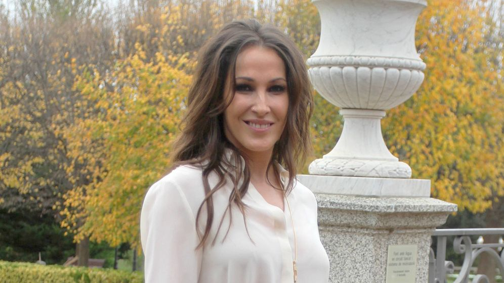 Foto: La cantante Malú en una imagen de archivo. (Gtres)