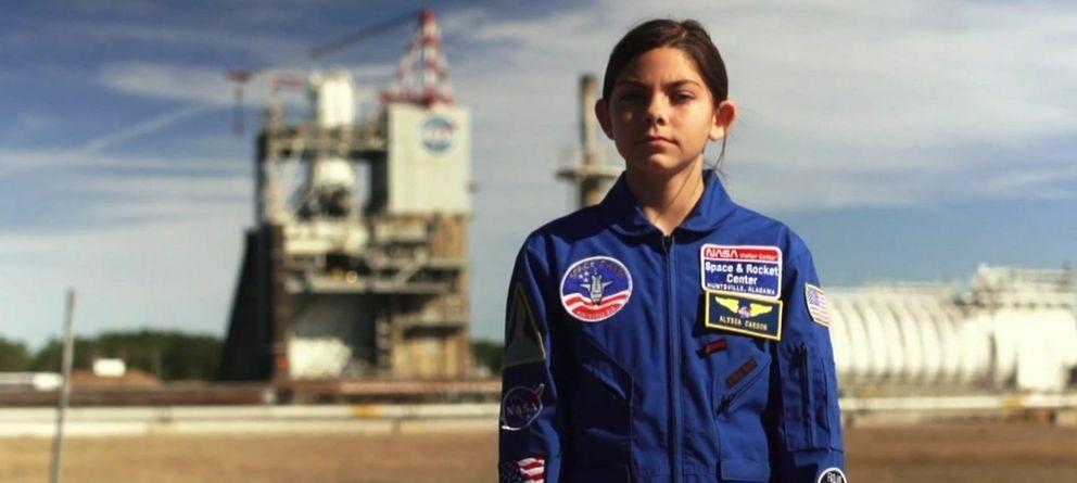 Alyssa, la adolescente cuyo sueño es ser el primer humano en Marte