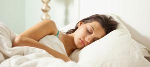 Foto: La mejor manera de aliviar los dolores consiste en dormir un par de horas más