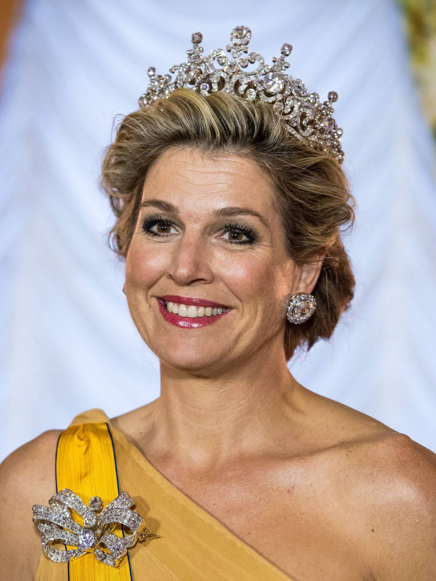 Máxima de Holanda, en Luxemburgo en 2018. (Cordon Press)