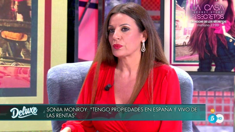 Sonia Monroy desvela en 'Sábado Deluxe' el dinero que cobró por su anuncio de Pepsi