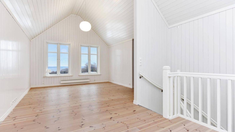 Una de las estancias de la casa que alquilan Haakon y Mette-Marit. (Finn)