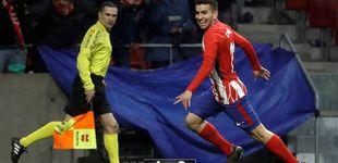 Post de El Atlético también sabe ganar cuando no encuentra a Diego Costa