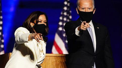 Las fotos de Biden y Harris, desveladas por Beyoncé, que han enloquecido a las redes