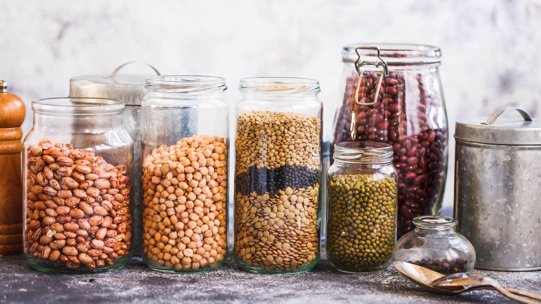 Las legumbres son una gran fuente de proteínas y carbohidratos saludables (Foto: iStock)