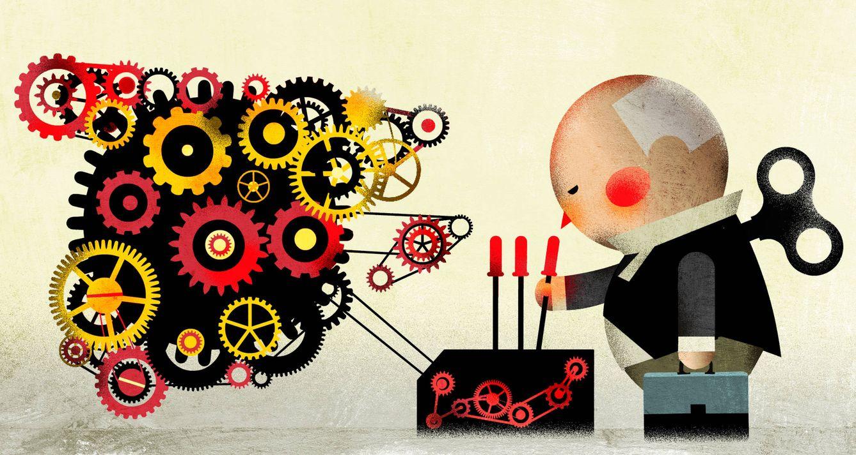 Los funcionarios se hacen viejos: menos ganas, más cínicos y con muchos achaques