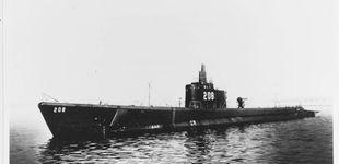 Post de Un submarino de la Segunda Guerra Mundial, encontrado en Japón tras 75 años