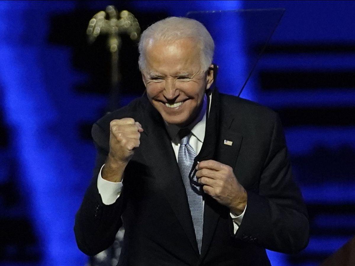 Foto: Joe Biden (EFE)