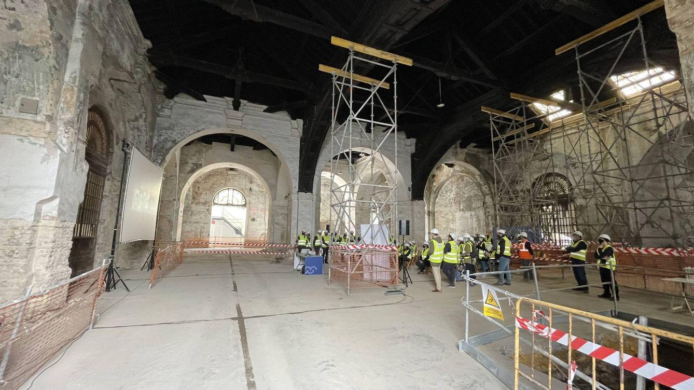 Sevilla invierte 20 M en la Fábrica de Artillería para abrir el mayor centro cultural del país