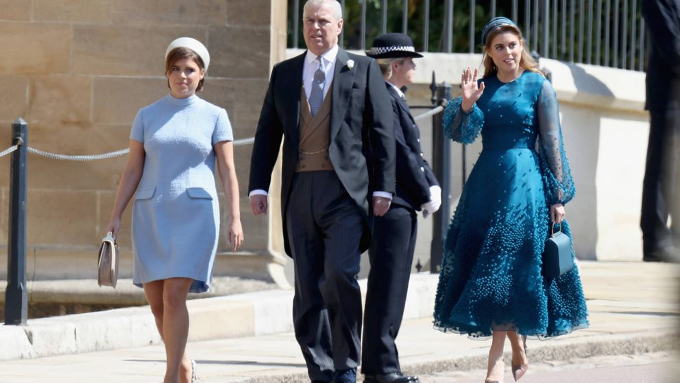 Beatriz de York y la guerra: las dos coartadas del príncipe Andrés ante el caso Epstein