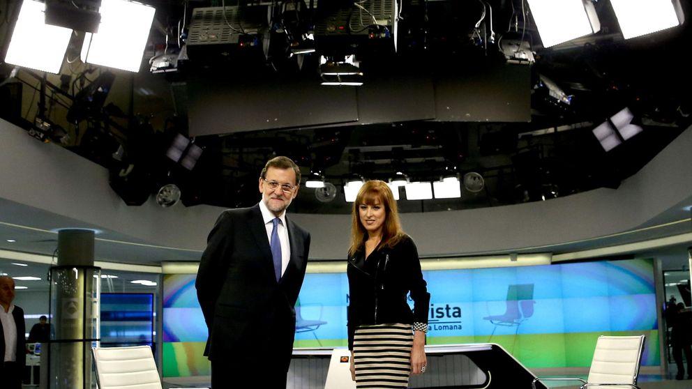 Rajoy enderezará su comunicación con premios y castigos en la subasta TDT