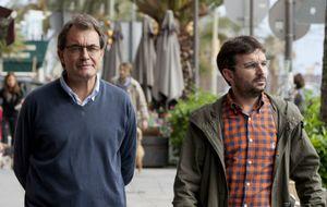 'Salvados' lidera en el 9N con su entrevista a Artur Mas
