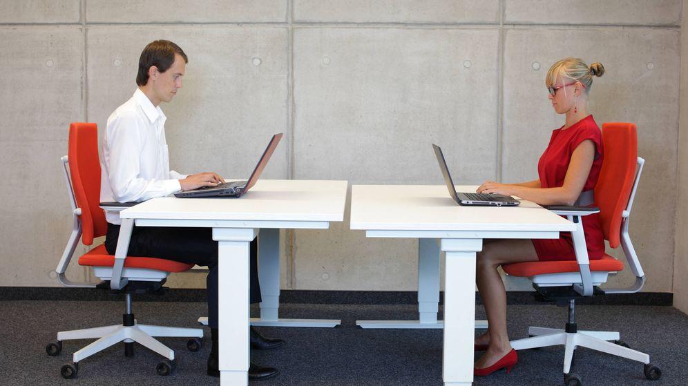 Foto: Postura ¿correcta? (iStock)
