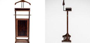 Post de Valet Stand: artesanía y practicidad en un mueble único
