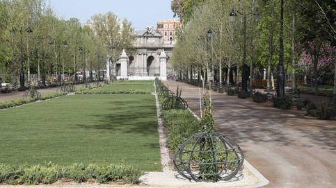 El Paseo de México del Retiro de Madrid reabre hoy tras año y medio en obras