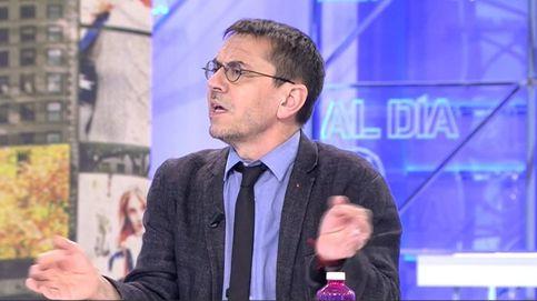 Fuerte enganchada entre Juan Carlos Monedero y Vicente Gil en 'Cuatro al día'