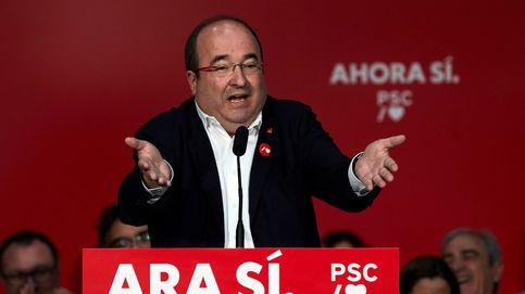 El PSC avalaría la petición de ERC de crear una mesa de negociación entre gobiernos