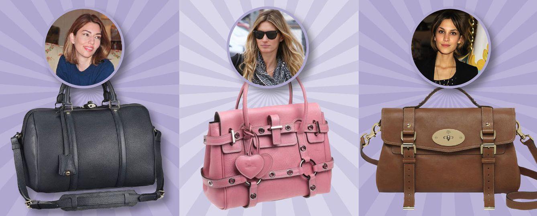 Foto: Todas tienen un bolso que se llama como ellas