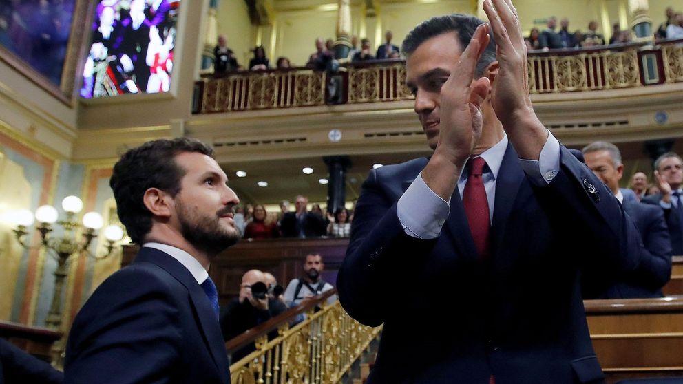 Sánchez utiliza la prórroga de los ERTE para aislar al PP con sindicatos y CEOE