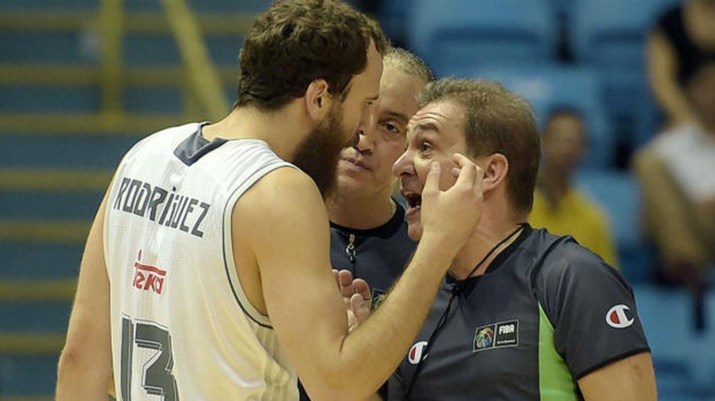 El árbitro 'antimadridista' y del Barça hasta la muerte será investigado por la FIBA