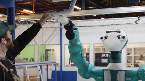 Desarrollan un robot para trabajar que hace tareas sin que se las pidas