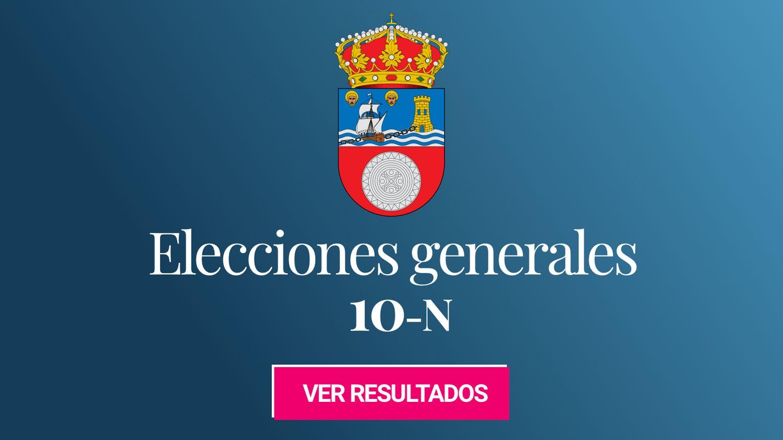 Foto: Elecciones generales 2019 en la provincia de Cantabria. (C.C./HansenBCN)