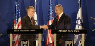 Post de Bolton garantiza a Israel que la retirada de Siria no comprometerá su seguridad