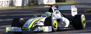 Foto: Brawn GP, tercer equipo en la historia de la Formula Uno que vence en su debut